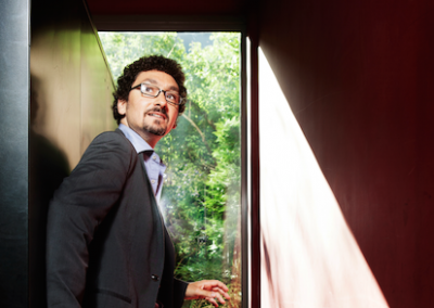 David Foenkinos, lauréat 2014 - © Bruit de Lire / Patrice Normand