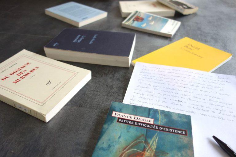 atelier ecriture © Bruit de Lire