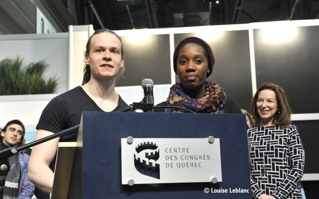 Focus sur le 14ème prix littéraire des collégiens du Québec