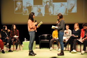 Rencontres Nationales Goncourt des lyceens 2017 Rennes Lectures Textes ©BruitDeLireOB