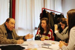 Journal Goncourt des lycéens ©Patrice Normand-Bruit de Lire