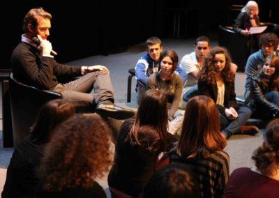Joel Dicker Rencontres nationales Goncourt des lyceens de Rennes 2012