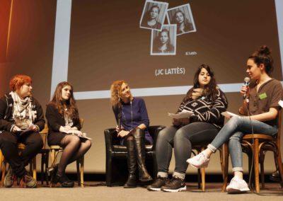 Delphine de Vigan Rencontres nationales Goncourt des lyceens de Rennes 2015
