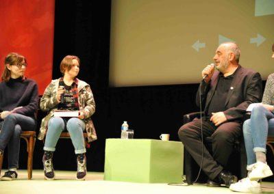 Philippe Jaenada Rencontres nationales Goncourt des lyceens de Rennes 2017