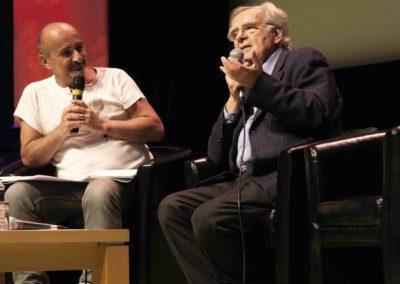 Bernard Pivot Rencontres nationales Goncourt des lyceens de Rennes 2017