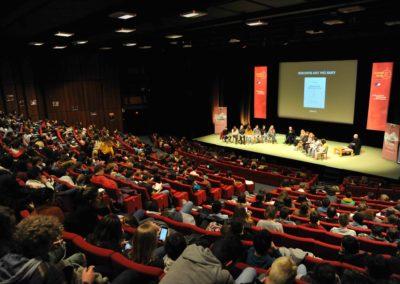Yves ravey Rencontres nationales Goncourt des lyceens de Rennes 201