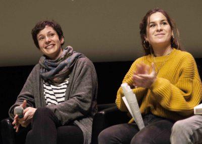 Alice Zeniter Rencontres nationales Goncourt des lyceens de Rennes 2017