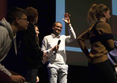 David Diop Rencontres nationales Goncourt des lyceens de Rennes 2018
