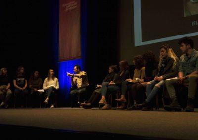 Thomas Reverdy Rencontres nationales Goncourt des lyceens de Rennes 2018