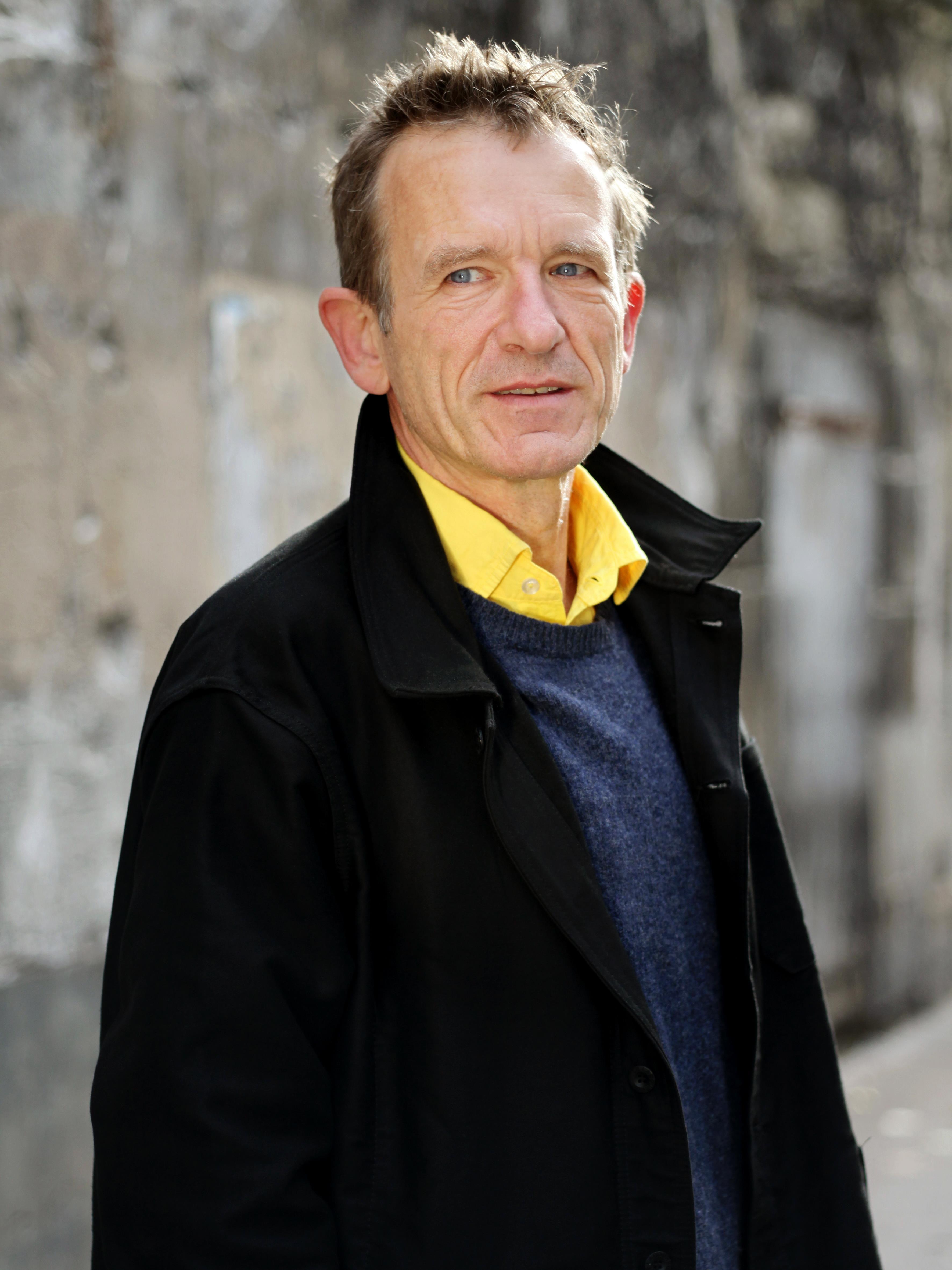Gaspard-Marie Janvier 2012 © Patrice Normand / Bruit de Lire