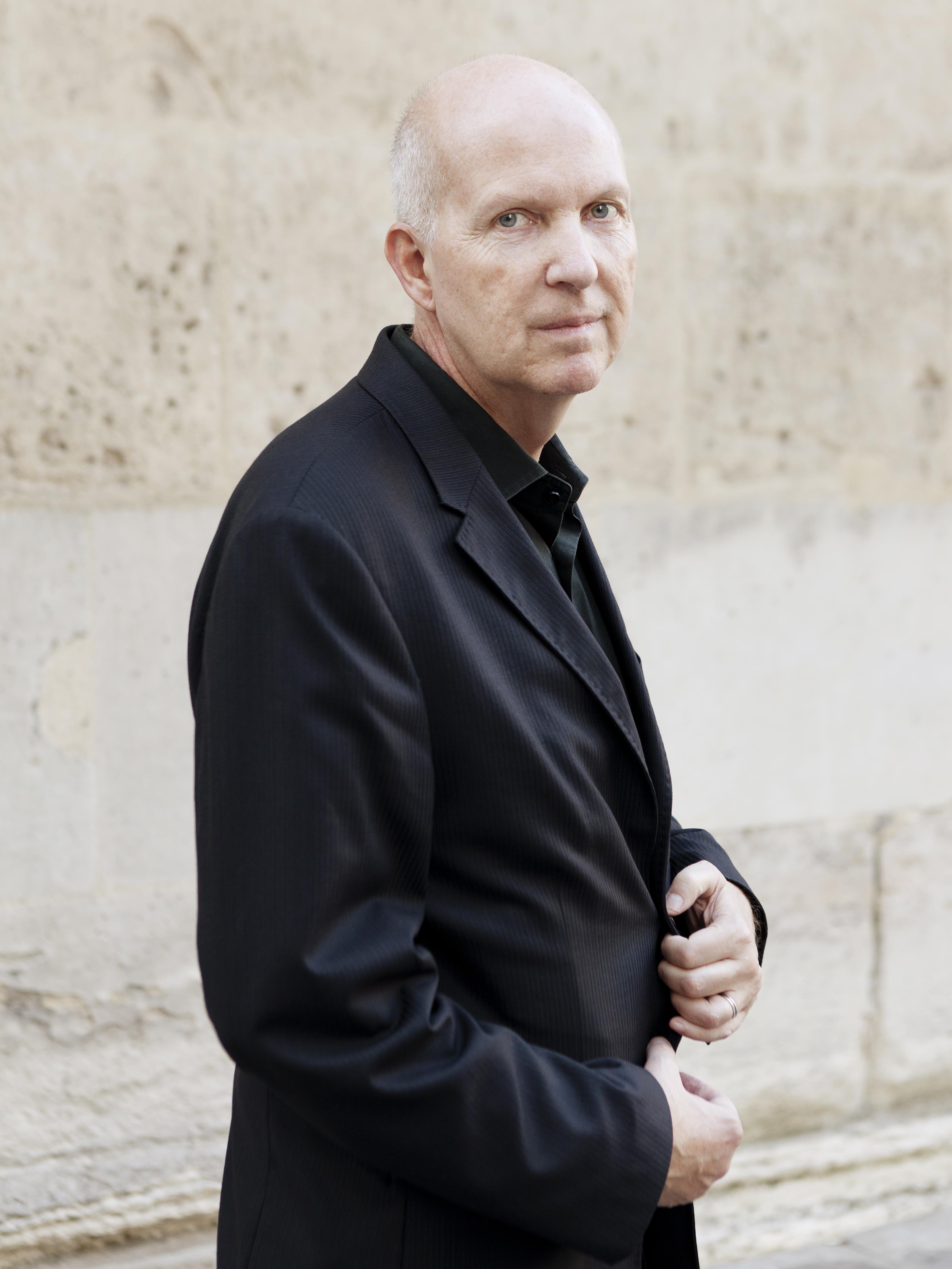 Jean-Philippe Toussaint 2013 © Patrice Normand / Bruit de Lire
