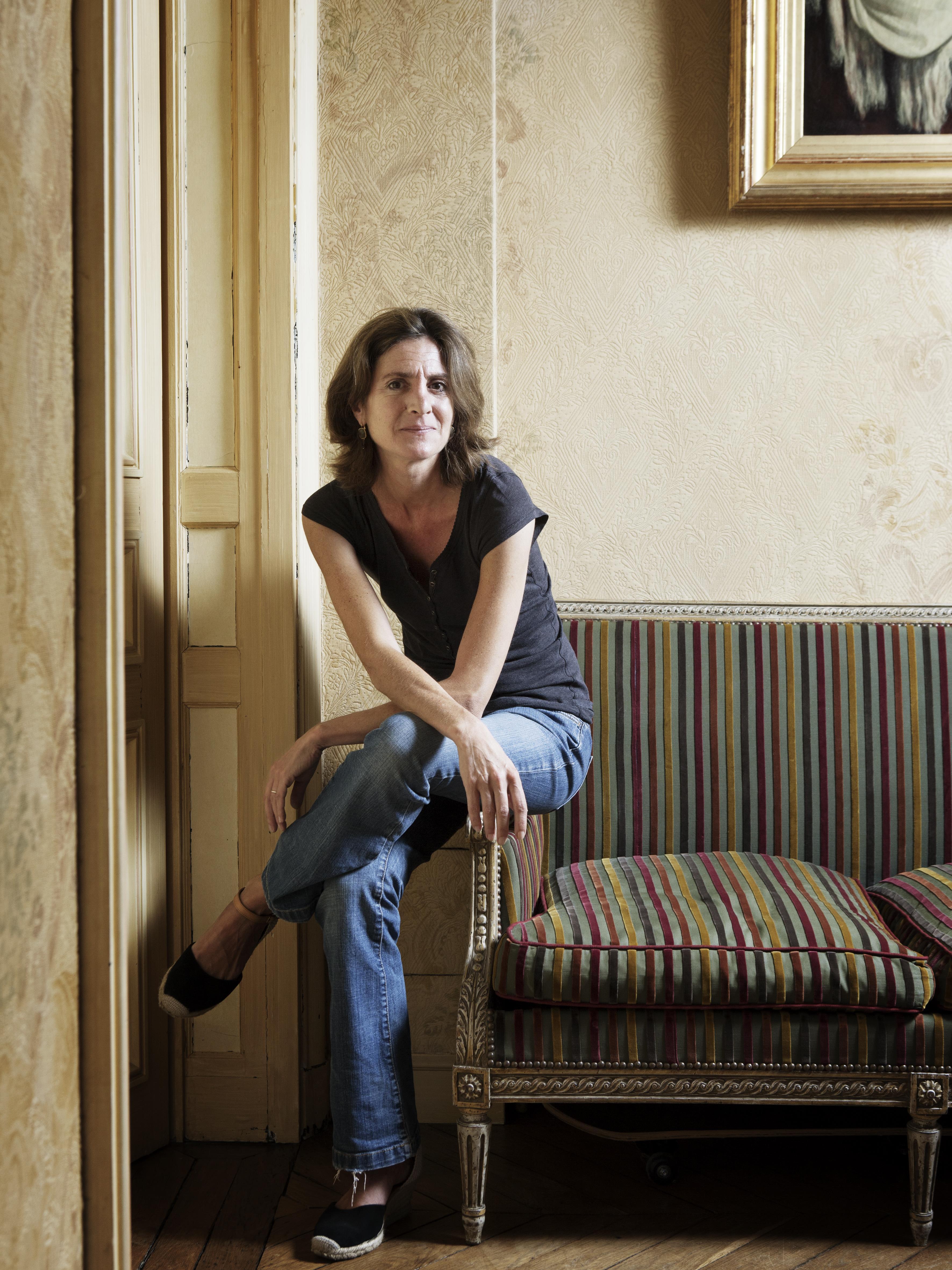 Pauline Dreyfus 2014 © Patrice Normand / Bruit de Lire