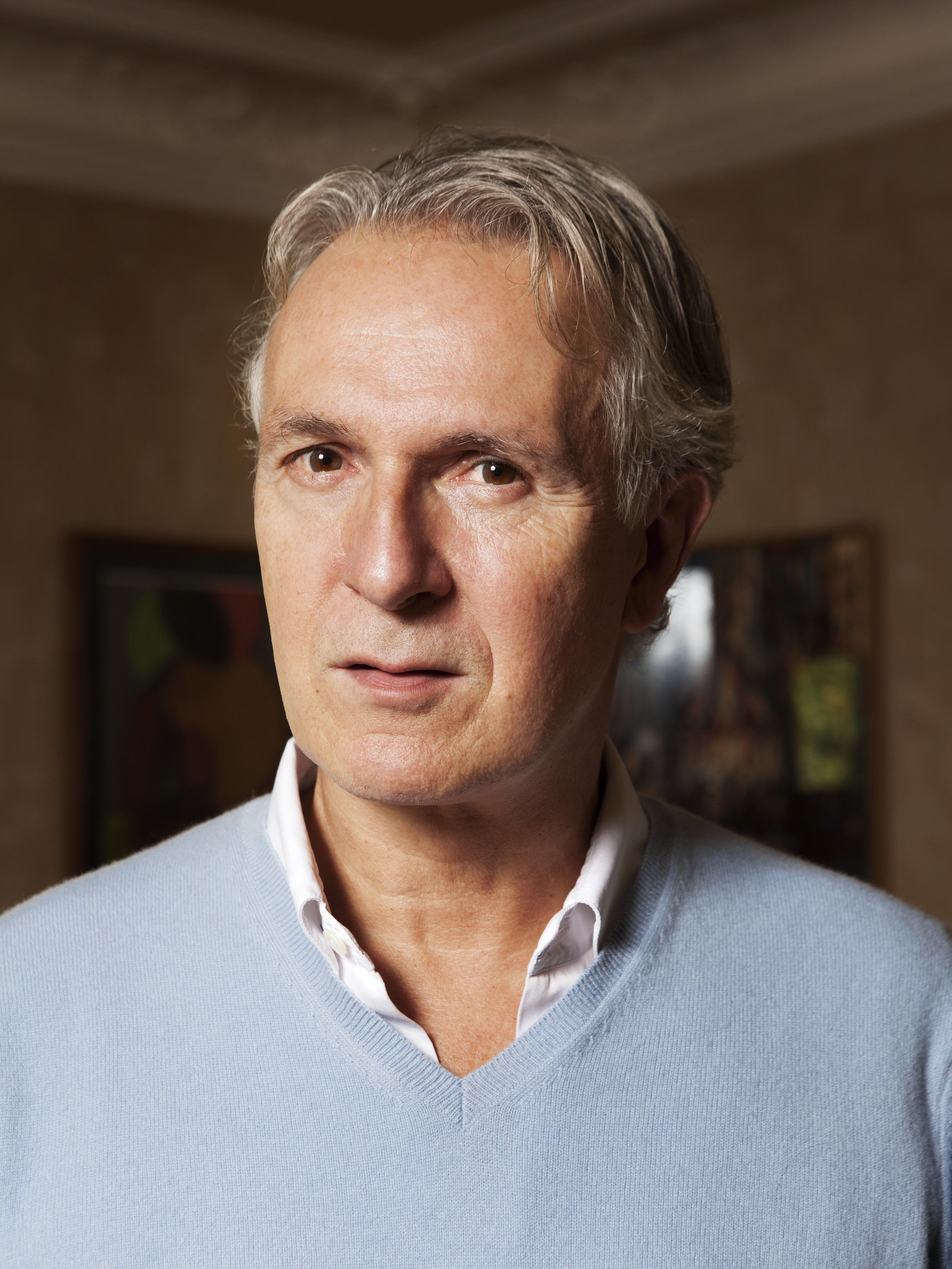 Gilles Martin Chauffier 2014 © Patrice Normand / Bruit de Lire