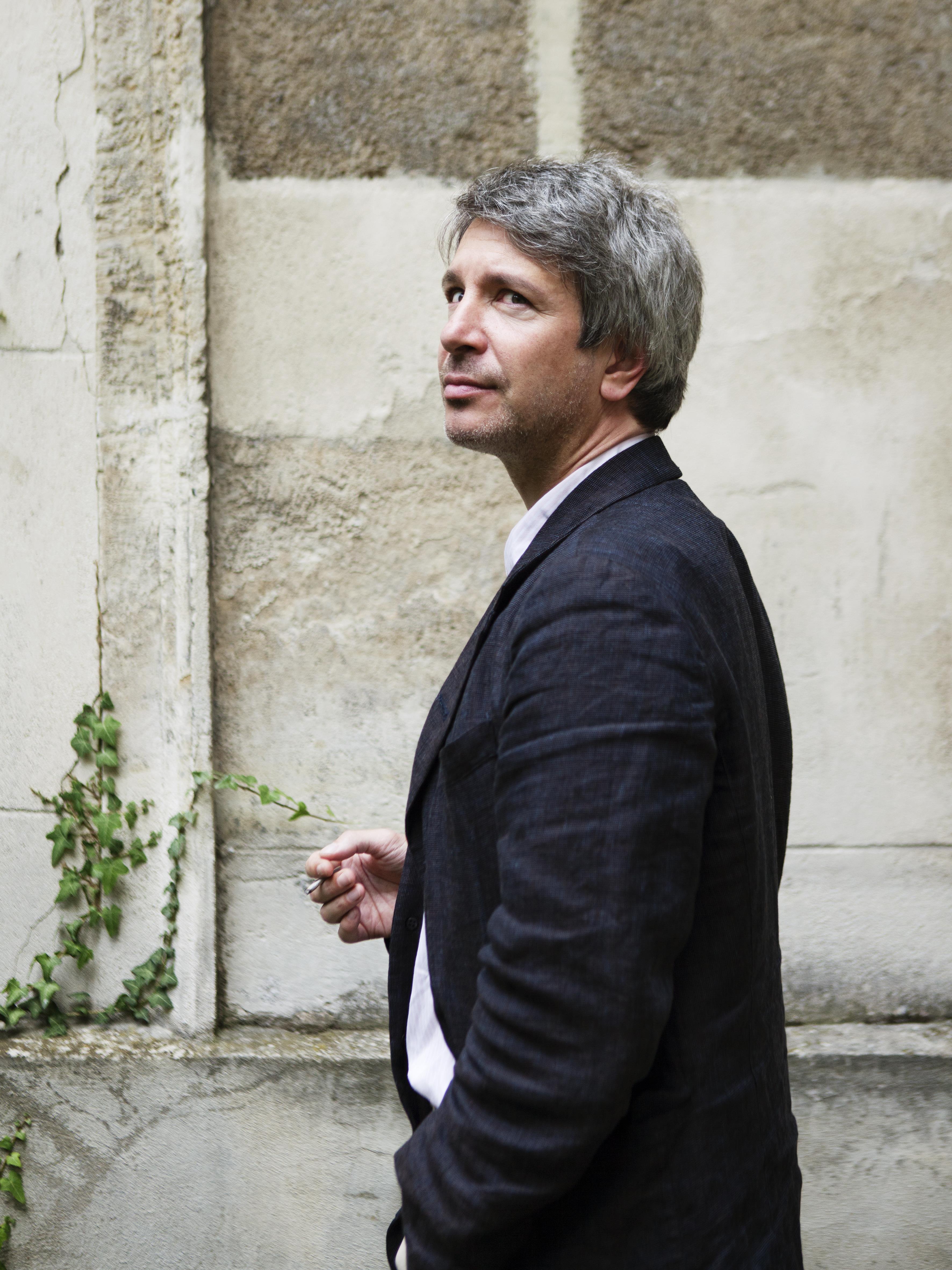 Éric Vuillard 2014 © Patrice Normand / Bruit de Lire