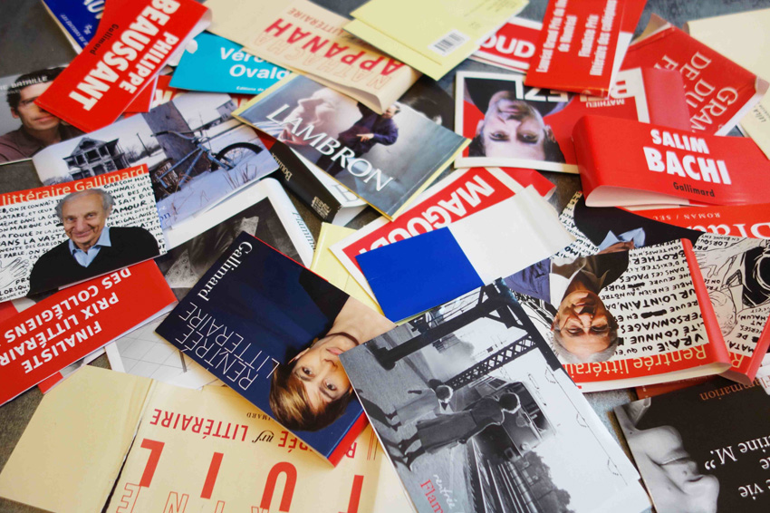 30 ans de sélections Goncourt des lycéens