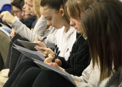 Rencontres nationales Goncourt des lycéens de Rennes 2019 ©Patrice Normand-Bruit de Lire