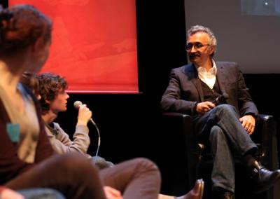 Serge Bramly Rencontres nationales Goncourt des lyceens de Rennes 2012