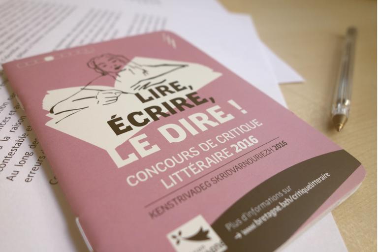 concours critique region Bretagne © Bruit de Lire
