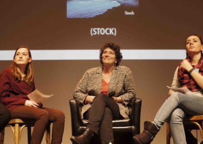 Isabelle Autissier Rencontres nationales Goncourt des lyceens de Rennes 2015
