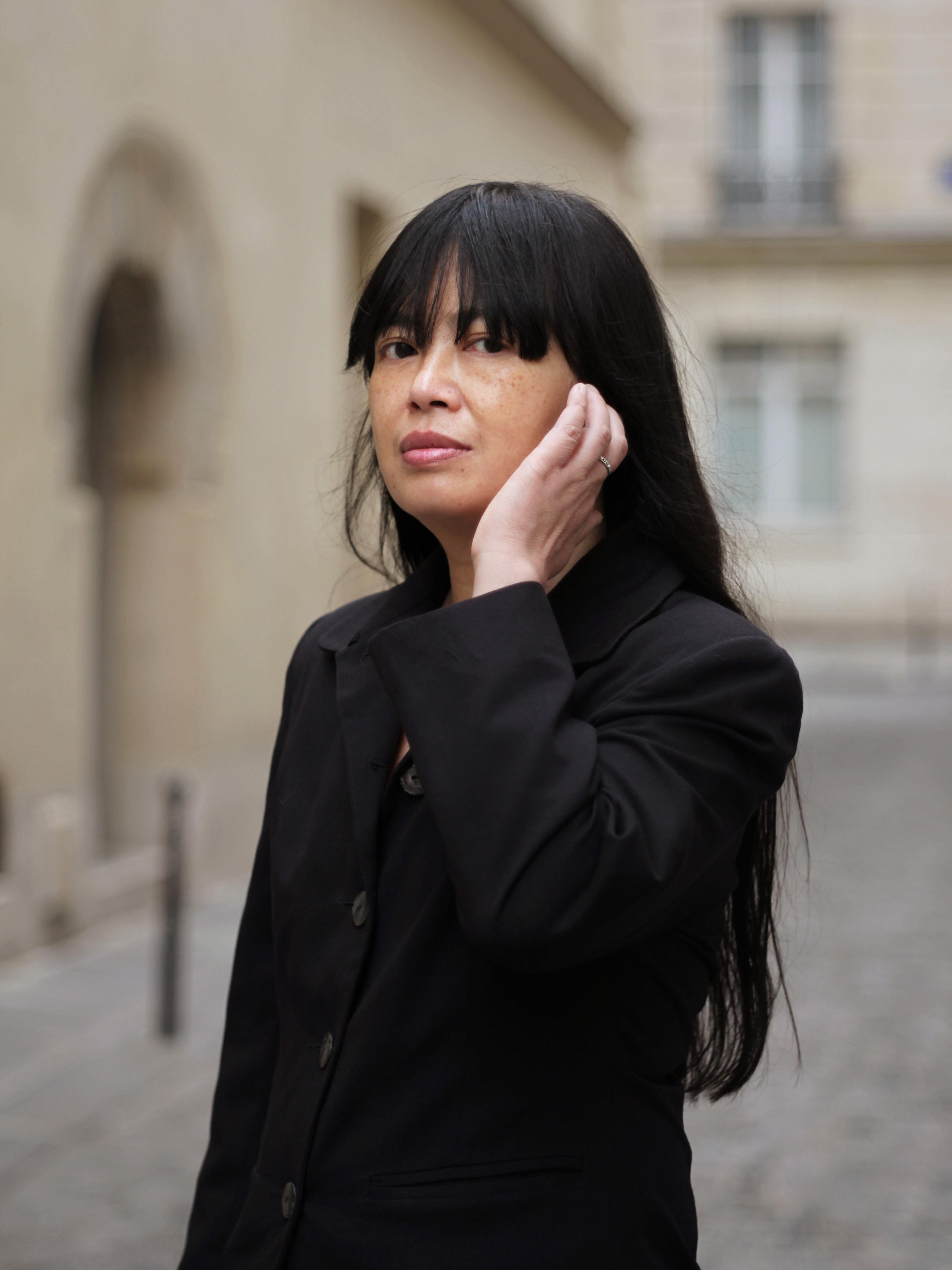 Linda Lê 2012 © Patrice Normand / Bruit de Lire