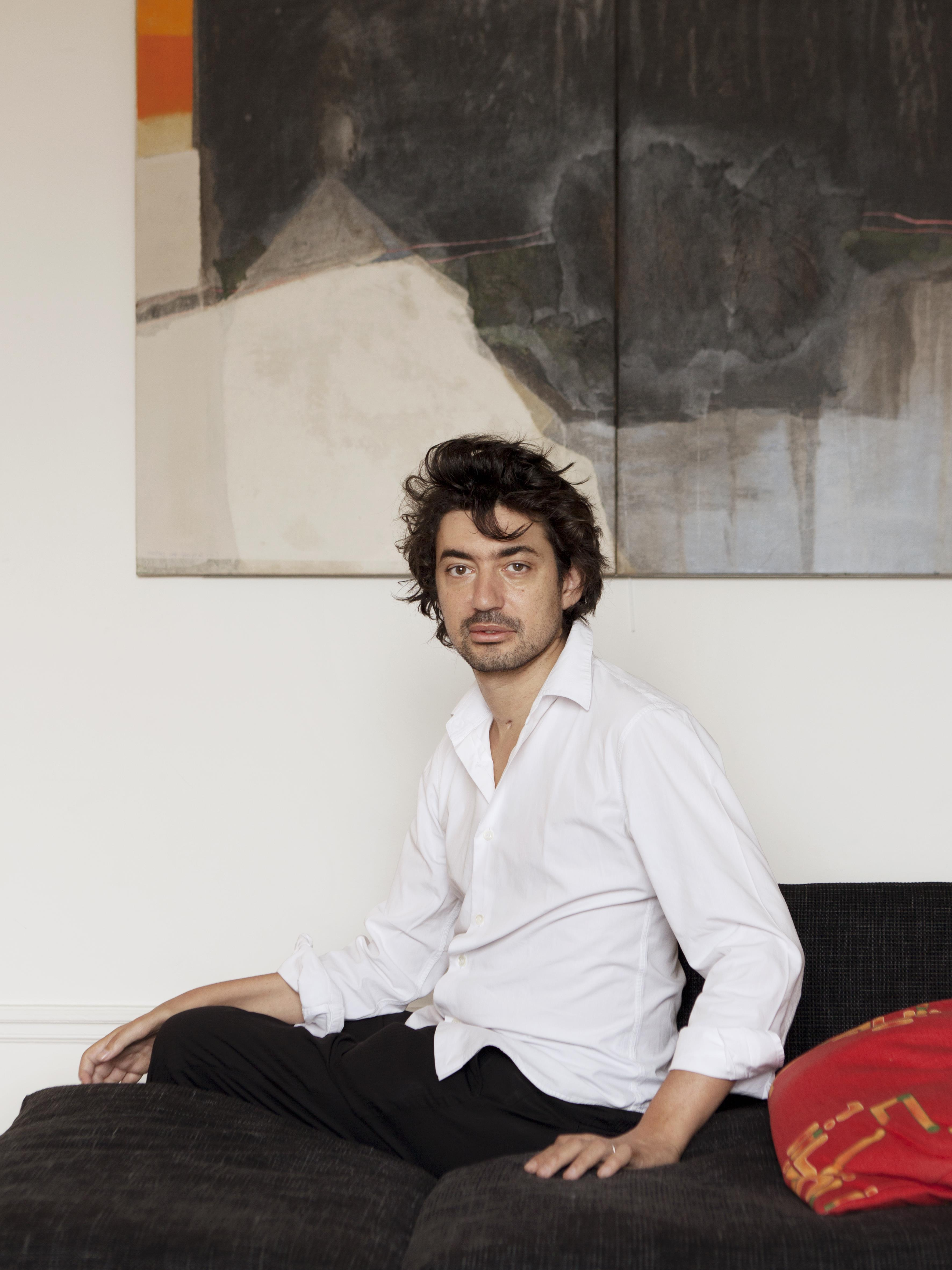 Boris Razon 2013 © Patrice Normand / Bruit de Lire