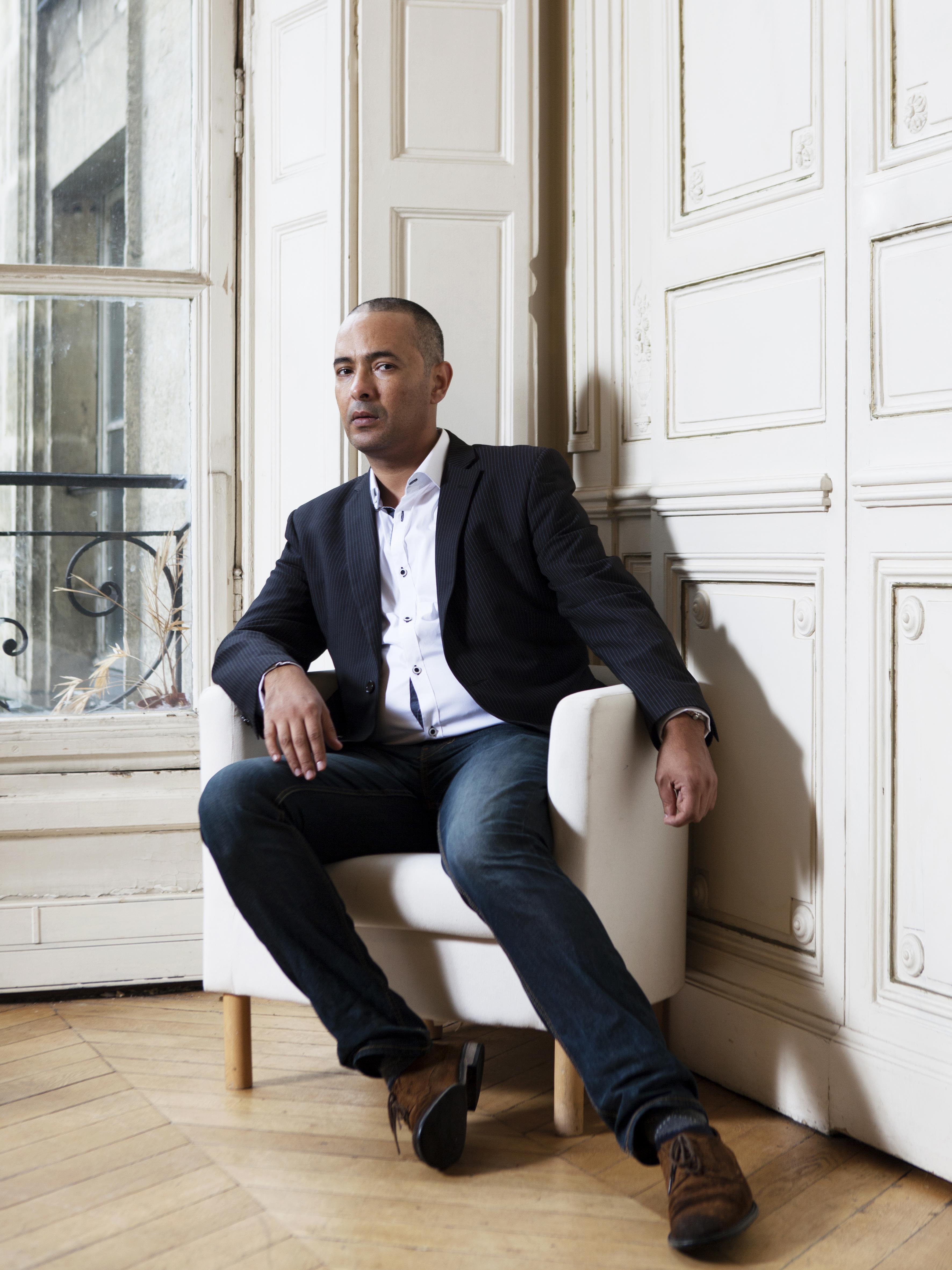 Kamel Daoud 2014 © Patrice Normand / Bruit de Lire