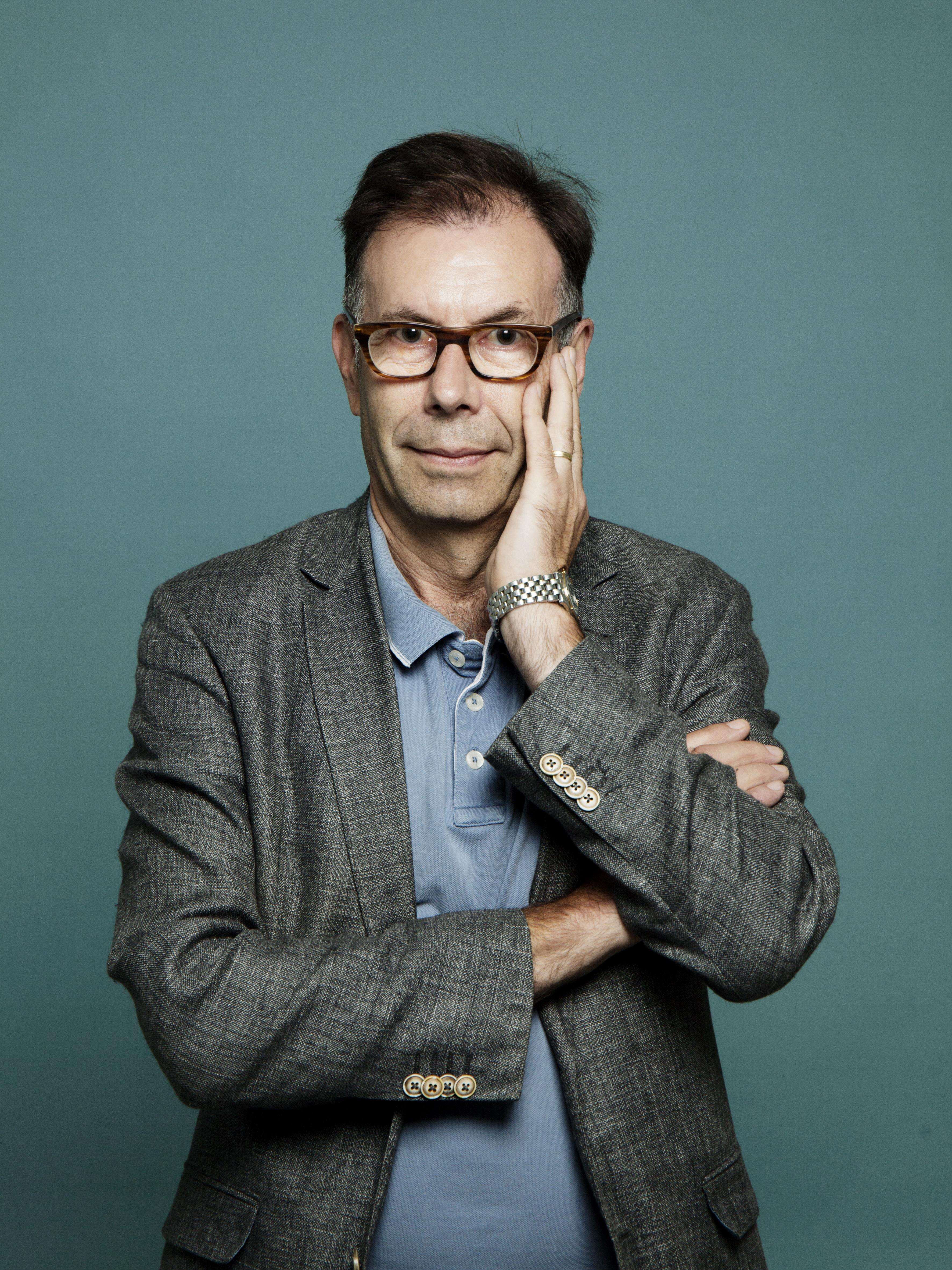 François Vallejo - 2018 © Patrice Normand / Bruit de Lire
