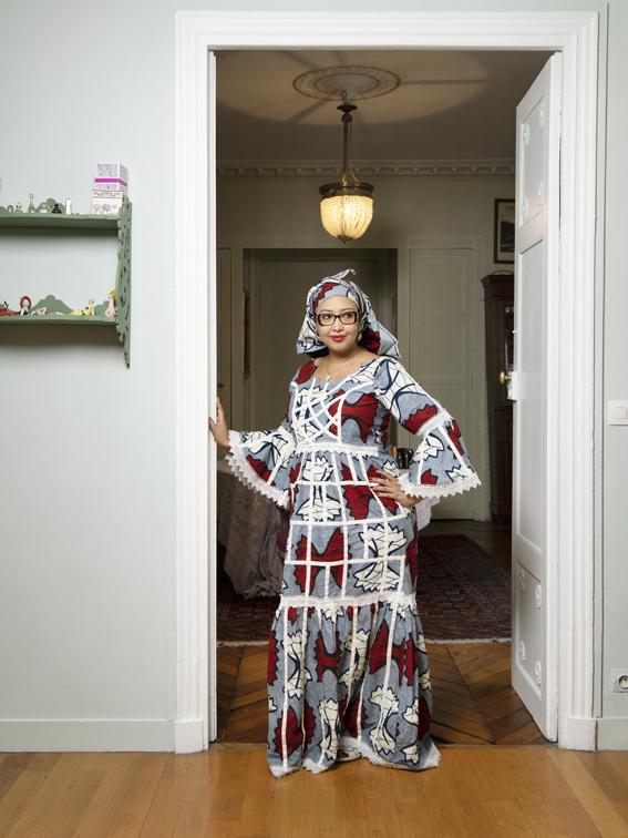 Djaïli Amadou Amal 2020 © Patrice Normand / Bruit de Lire