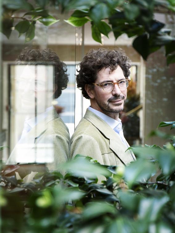 Maël Renouard 2020 © Patrice Normand / Bruit de Lire